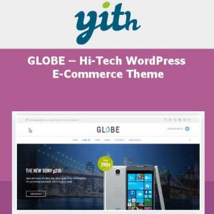 YITH Globe – Hi-Tech WordPress E-Commerce Theme