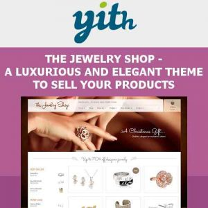 YITH The Jewelry Shop – A Luxurious and Elegant Theme