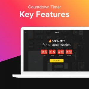 Countdown Timer - WordPress Countdown Timer plugin