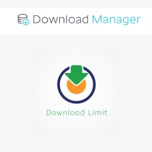 Download Manager Download Limit