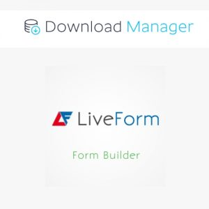 Download Manager Live Forms