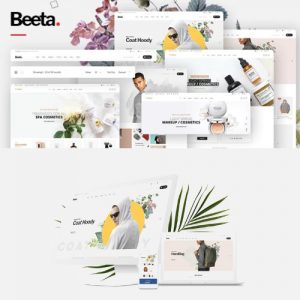 Beeta - Multipurpose WooCommerce Theme
