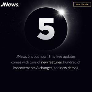 JNews – WordPress Newspaper Magazine Blog AMP Theme