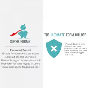 Super Forms - Password Protect & User Lockout & Hide Add-on