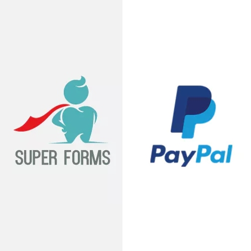 Super Forms - PayPal Add-on