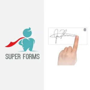 Super Forms - Signature Add-on