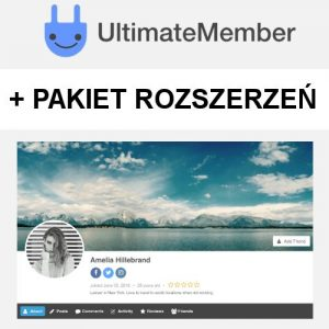 Ultimate Member +PAKIET ROZSZERZEŃ