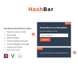 HashBar Pro