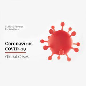 Coronar - COVID-19 Informer for WordPress