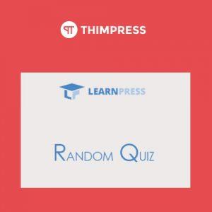 LearnPress - Random Quiz