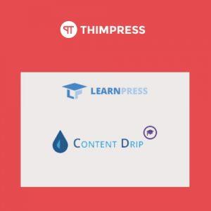LearnPress - Content Drip
