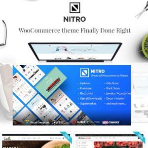Nitro - Universal WooCommerce Theme