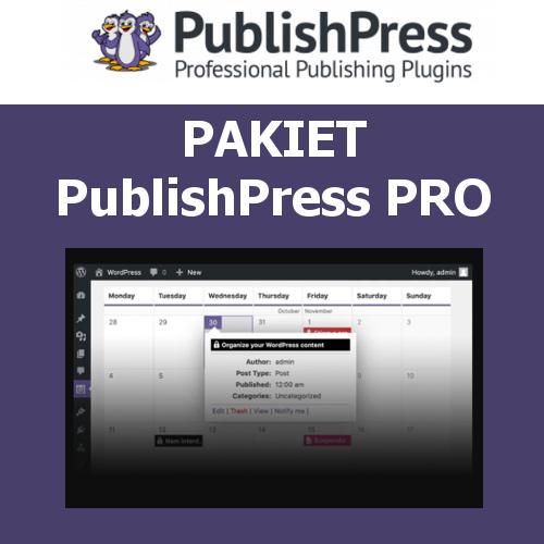 PAKIET PublishPress PRO