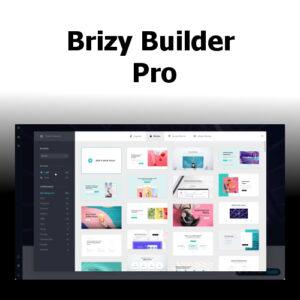 Brizy Builder PRO